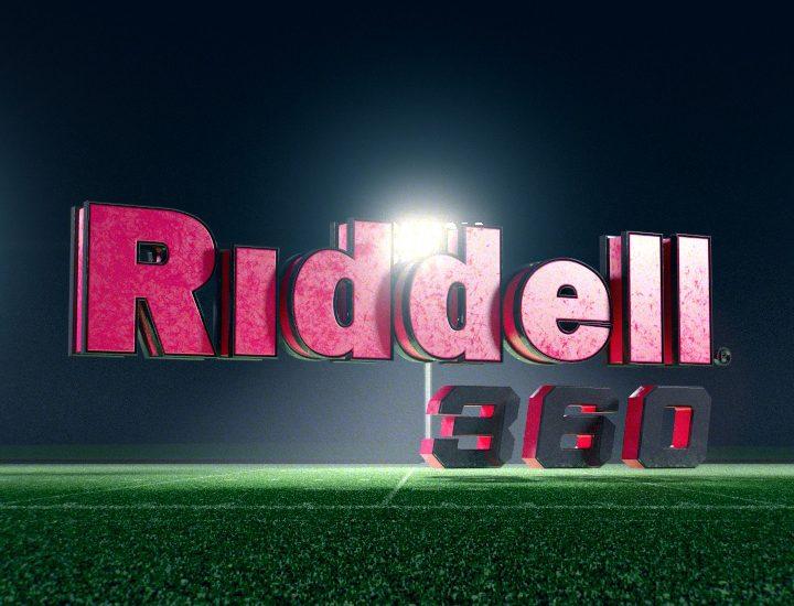 Riddell 360 3D Animation