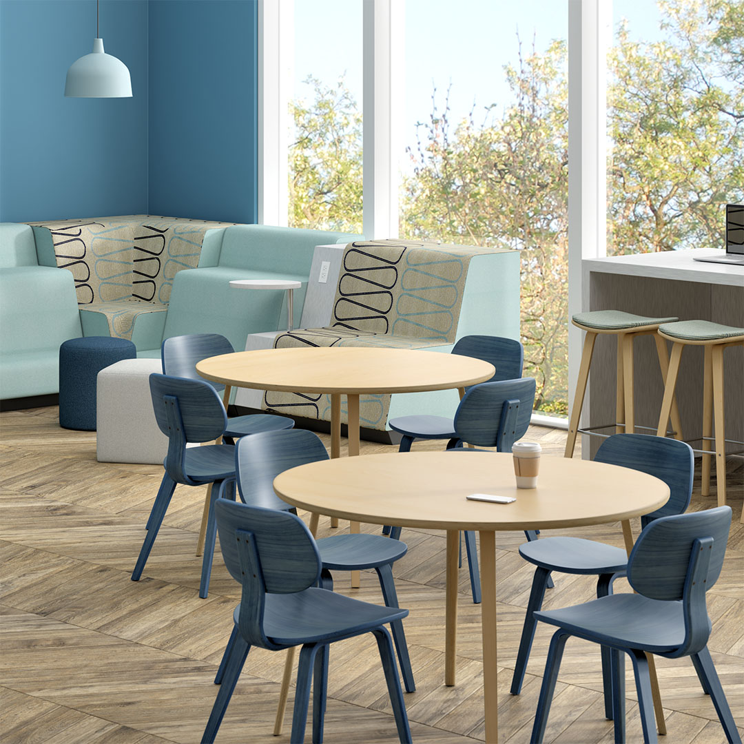 3D Rendering of Meeting Space