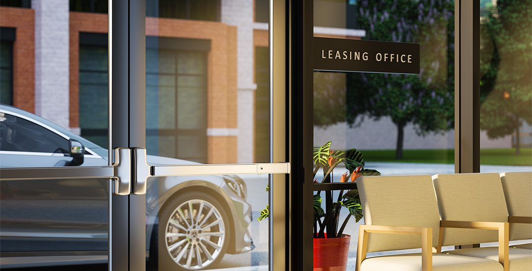 3D Animation of Leasing Office