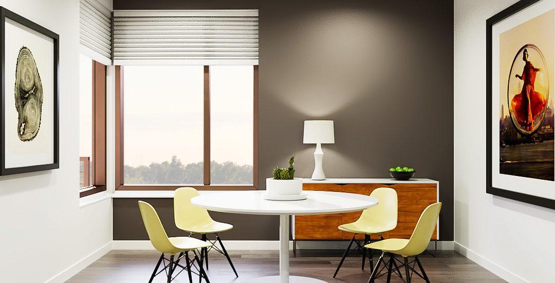 3D Rendering of Meeting Room