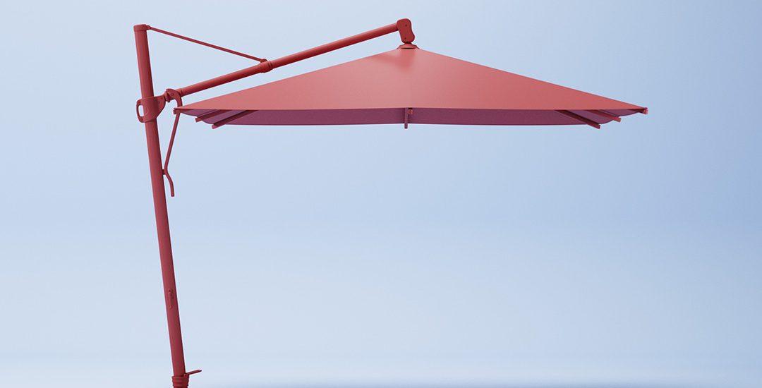3D Animation of an Umbrella